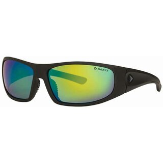 Greys G1 Matt Carbon Green Mirror Sunglass