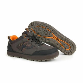 Fox Chunk Camo Trainers 41