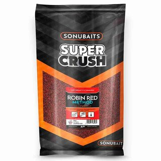 Sonubaits Robin Red Method Groundbait