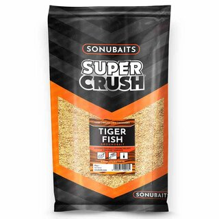 Sonubaits Tiger Fish Groundbait