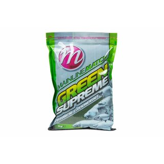 Mainline Match Green Supreme 1kg
