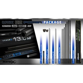 Matrix MTX E2 Power 13,0m Euro Pole Package