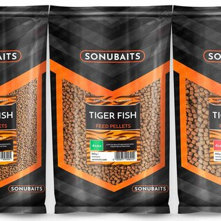 Sonubaits Feed Pellet Tiger Fish