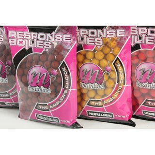 Mainline Shelf Life Response Boilies 15mm