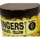 Ringers Chocolate Yellow Wafter - Mini 4mm