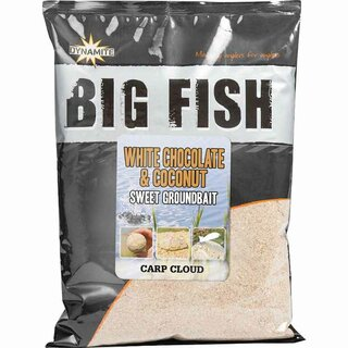 Dynamite Baits White Chocolate & Coconut Sweet Groundbait
